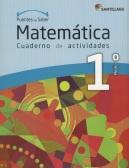 Matematica 1º Medio, Cuaderno de actividades, serie Puentes del saber, Editorial Santillana