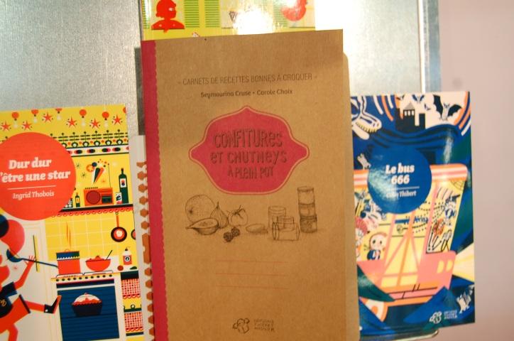 Muestra de productos de Bologna Children's Book Fair 2014