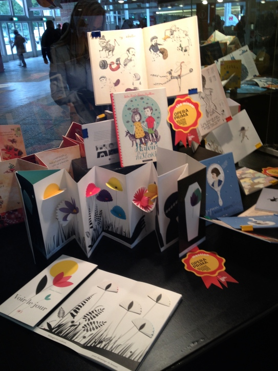 Libros premiados en Bologna Children's Book Fair 2014