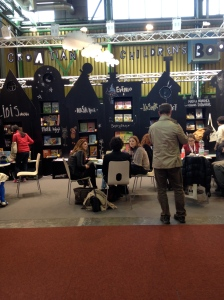 Stands destacados de Bologna Children's Book Fair 2014 - Stand de Croacia