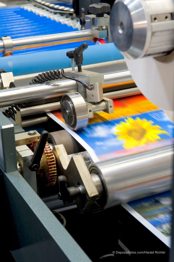 Revisión de pruebas de imprenta