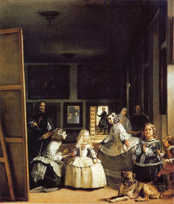 Meninas de Diego Velázquez.