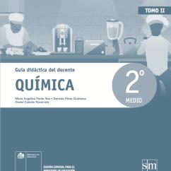 Guía didáctica del docente, Tomo II